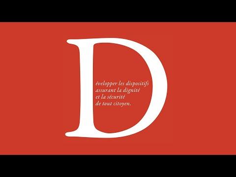 Présidentielle 2012 : le programme de François Asselineau, Président de l UPR (1/10)