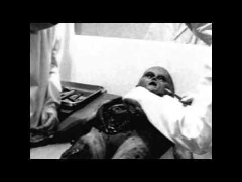 Expediente Roswell - Autopsia del Extraterrestre