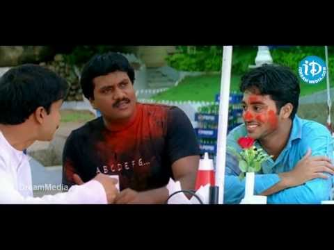 Ravi Prakash, Navdeep, Poonam Bajwa, Sunil Funny Scene - Modati Cinema Movie