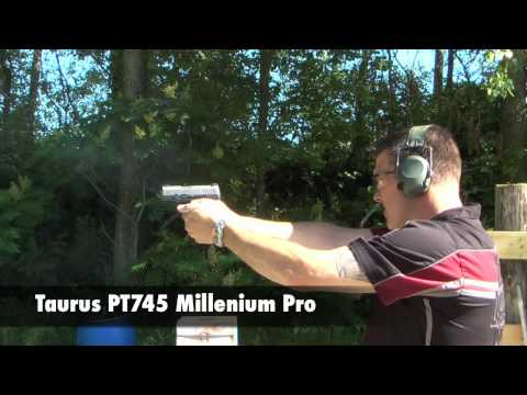 The 45ACP Shootout - Part 1