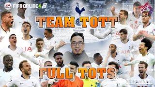 FIFA ONLINE 4   Trải nghiệm team Tottenham