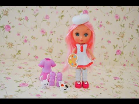 Мультик для детей Кукла Милашка What's Buni Выбирает хобби