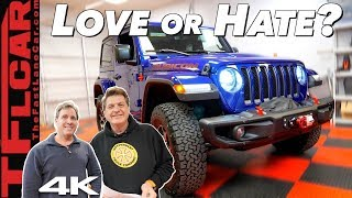 Should You Buy a 2019 Jeep Wrangler? Dude I Love or Hate My New Ride Ep.1