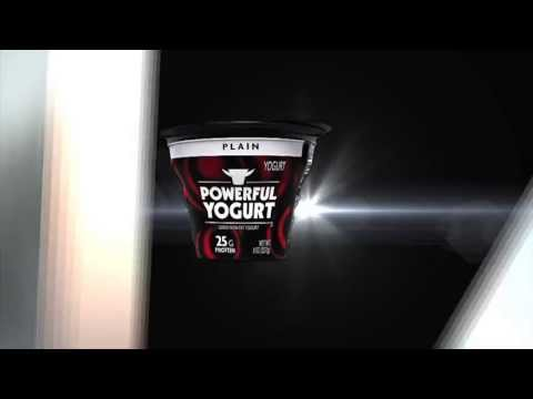 TVP and Powerful Yogurt: The Creation of the First Yogurt for Men