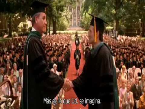 Patch Adams - graduacion (subtitulado español)