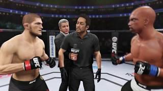 Khabib vs. CJ GTA (EA Sports UFC 2)