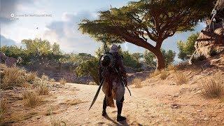 Assassin's Creed: Origins - Paraitonion - Open World Free Roam Gameplay (PC HD) [1080p60FPS]
