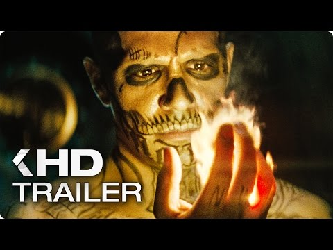 Suicide Squad Official ALL Trailer (2016)