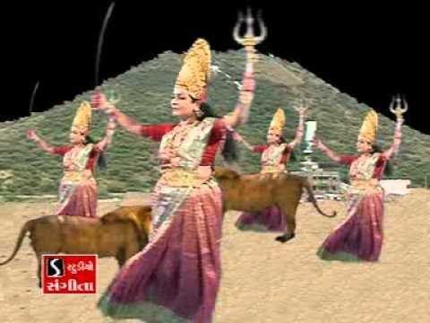 Chamunda Maa Mantra -  Om Aim Hrim Klim Namo Namah - Hemant Chauhan video