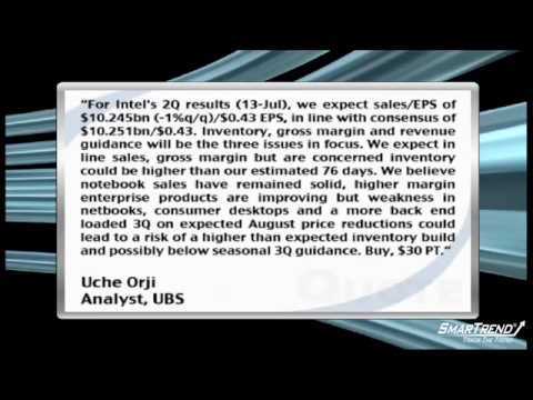 Analyst Insight: UBS Issues Earnings Preview For Intel, Said Ongoing Macro Concerns Persist (INTC)