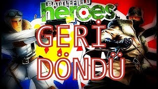 Battlefield Heroes GERİ DÖNDÜ ! BFH IS BACK !