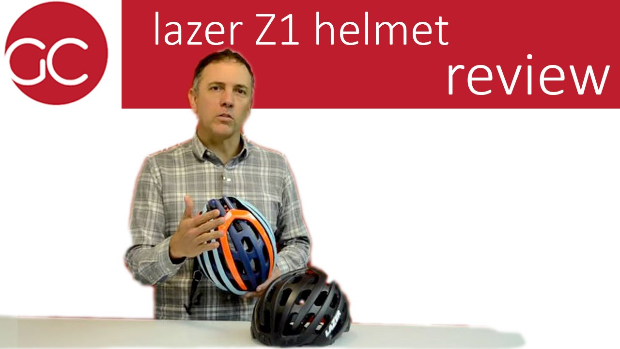 Lazer Z1 Helmet Review Sales Price & Availability - YouTube