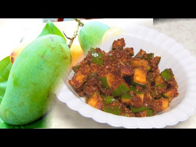 sddefault Aam ki chutney   Golkeri  Sweet Mango Pickle   By Bhavana
