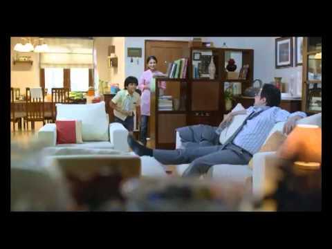 """Cadbury Dairy Milk New Ad - """"Ghar jaldi ..."""