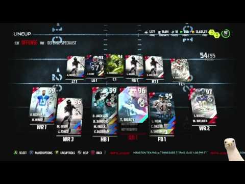 Madden 16 Ultimate Team :: We Got 98 Legend Lawrence Taylor! ::-XBOX ONE Madden 16 Ultimate Team