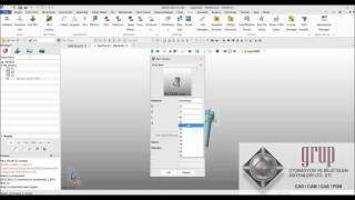 ZW3D Creating and Editing Part Table (Part Libraries)