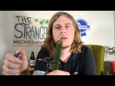 "The Strainger: Ep 1 ""White Widow"""