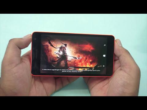 Microsoft Lumia 535 Review - PhoneRadar