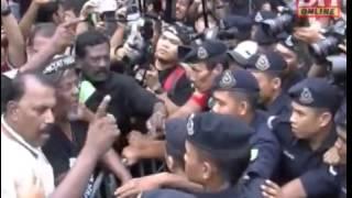Penyokong Anwar cetus provokasi