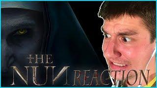 THE NUN - Teaser Trailer #1 Reaction & Review!!!