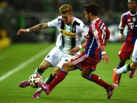 Borussia M'Gladbach - Fc Bayern | 20/01/2012 | ᴴᴰ