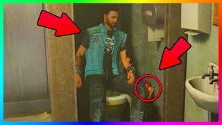 10 NEW INCREDIBLE GTA 5 DLC HIDDEN DETAILS/SECRET FEATURES YOU MAY NOT KNOW IN GTA ONLINE BIKERS!