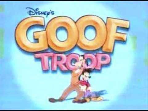 alvin and the chipmunks goof troop theme youtube