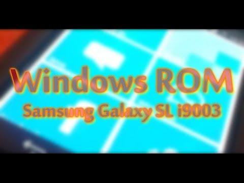 ROM Review: Windows + CyanogenMod 11 for Samsung Galaxy SL i9003