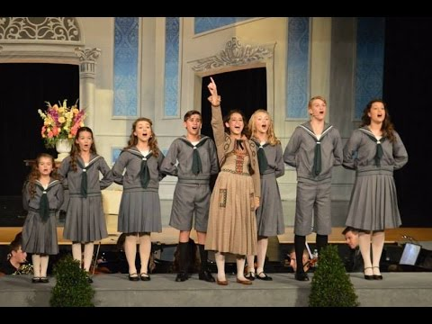 Sound Of Music Live- Do-re-mi (act I, Scene 4b) video