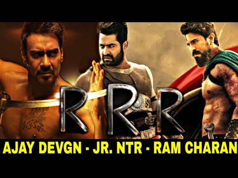 Ajay Devgn In RRR, Ajay Devgn Debut In Tollywood, SS Rajamouli Film RRR With Ajay Devgn?Jr.NTR & Ram