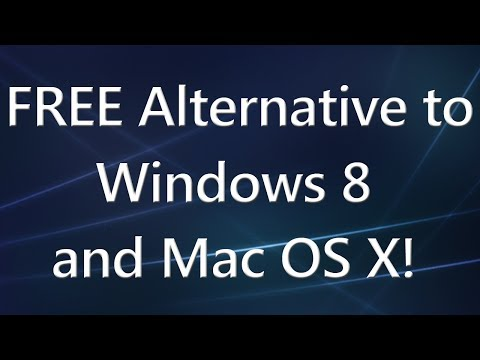 A FREE Alternative to Windows 8 and Mac OS X! - Elementary OS