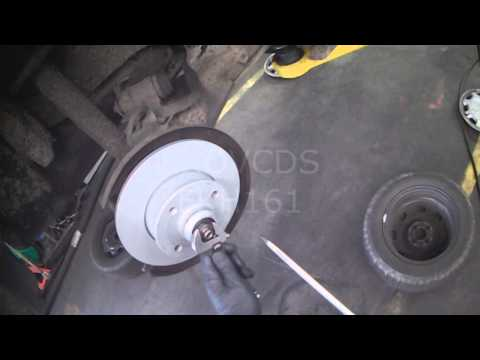 how to remove a wheel bearing. | doovi