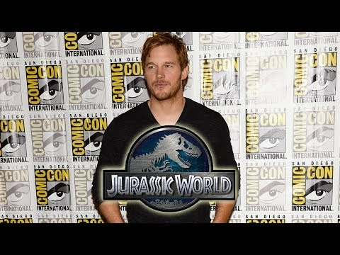 JURASSIC WORLD Eyeing Chris Pratt For Lead
