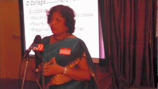 Part 2 : ATA Seminar on College Preparation speakers tips and tricks on college prep