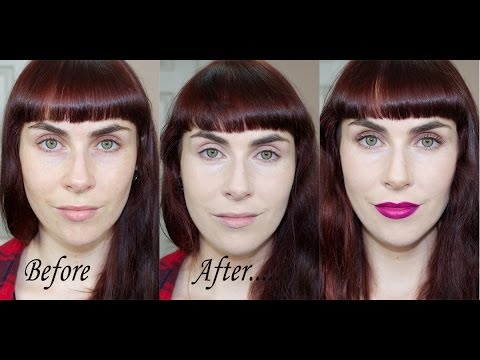 Vichy Dermablend Corrective Stick Review Amp Demo Youtube