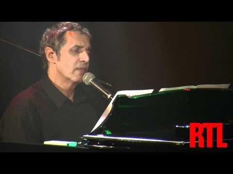 Julien Clerc - Ce n'est rien en live dans le Grand Studio RTL