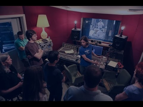 WV Recording Workshop - Day 1 (Tracking) - March, 2015