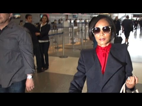 "Jada Pinkett Smith Answers Oscar Controversy ""It Comes With The Territory"""