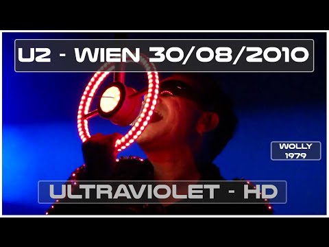 U2 - Ultraviolet - Wien - 30 08 2010 (hd) video
