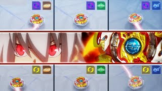 The PERFECT Beyblade: Spriggan Requiem 6 Modes OVERPOWERED?! - Anime VS Real Life