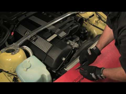 BMW Serpentine Belt and Pulley Replacement. How To