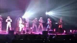 501st Legion Midsouth Garrison with Weird Al Yankovic. Tennessee Theatre, Knoxville, TN
