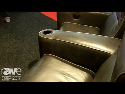 ISE 2017: Salamander Designs Explains Talia Theater Seating and Jumpseat