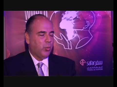 Andre Beraha, Marketing Director, Amazonas Tur @ WTA ASIA AUS CAR IND SA 2009