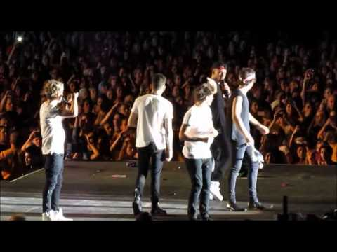One Direction Hershey Park Stadium Concert 7/6/13 (FULL)