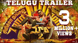 Maari 2 - Official Telugu Trailer