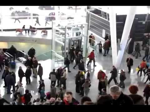 Lotnisko We Wrocławiu 2012 - Nowy Terminal