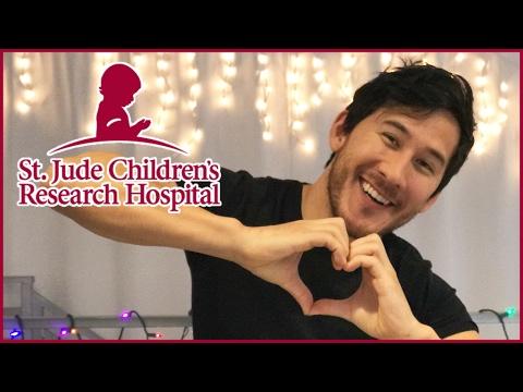 Markiplier's February 2017 Charity Livestream!!