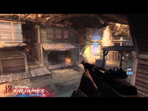 Black Ops 2 Buried Zombies Walkthrough Part 1 DLC Vengeance