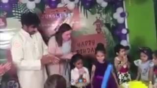 Pawan Kalyan and Anna Lezhneva's Daughter Polena Birthday Celebrations